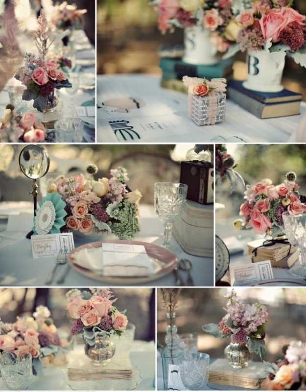 decoration mariage ete